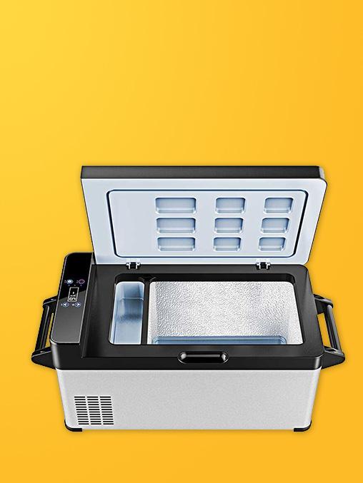 Компрессорные автомобильные холодильники